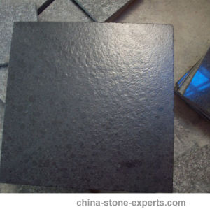 Flamed Black/Gray Basalt Stone for Paveing Stone Tiles (YQG-PV1006) pictures & photos