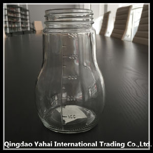 500ml Glass Storage Bottle with Lid pictures & photos