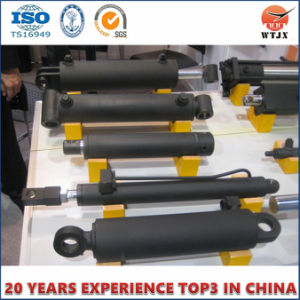 Double-Acting Hydraulic Cylinder for Repair Bench pictures & photos