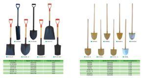 Fiberglass Handle Shovel Spade Fork Construction Tools Garden Tools pictures & photos
