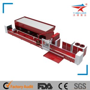 China CNC Fiber Laser Cutting Machine with CE Certification pictures & photos