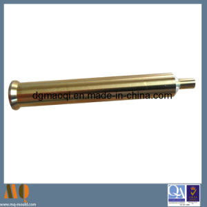 Brass CNC Machined Parts of CNC Turned Lathe Part (MQ101) pictures & photos