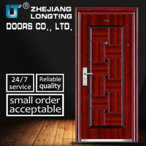 ISO Approved High Quality Steel Door pictures & photos
