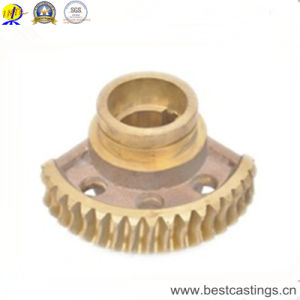 OEM Custom Mchined LG2 Bronze Sand Casting pictures & photos
