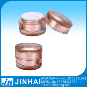 (T) 30g Cosmetic Lotion Bottle Cream Jar pictures & photos