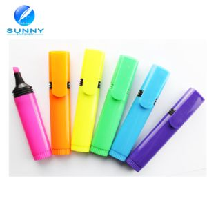 Manufacturer Mini Multi Color Highlighter Marker Pen for Kids pictures & photos
