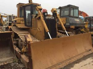 Used Cat Crawler Bulldozer D6r for Sale pictures & photos
