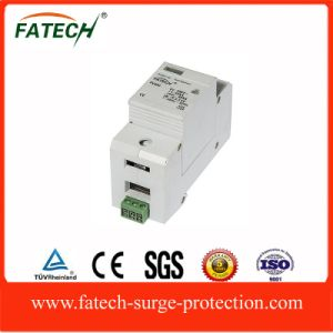 china supplier ac power tvss 80KA install lightning surge protection device spd pictures & photos