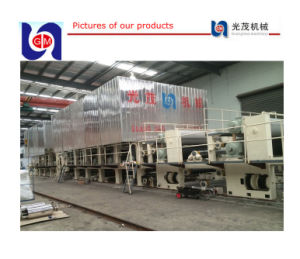 1880mm Print Paper Machine, Exercise Paper Making Machine, Paper Mills pictures & photos