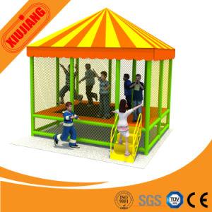 CE Standard Indoor Children Playground and Big Amusement Trampoline pictures & photos