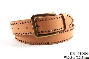 New Fashion Men Top Leather Belt (KB-1510006) pictures & photos
