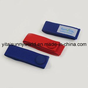 Magic Tape Tourniquet with Plastic Button (SW-GT15) pictures & photos