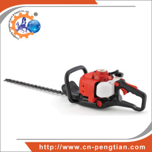 23cc New Design Gasoline Hedge Trimmer with 600mm Cutting Blade pictures & photos