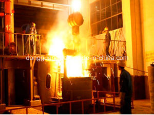 Medium Frequency If Industrial Induction Melting Furnace pictures & photos