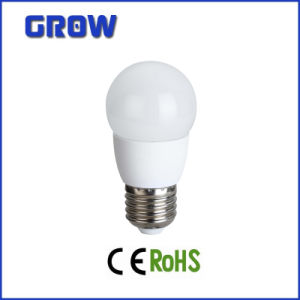 High Quality SMD E27 E14 3W LED Light Bulb pictures & photos