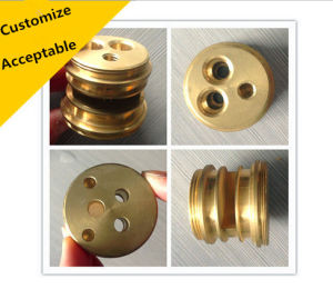 OEM CNC Precision Brass Parts with Good Quality pictures & photos
