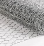 PVC Coated Hexagonal Wire Mesh Netting pictures & photos
