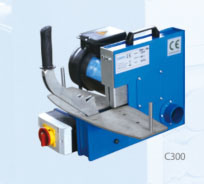 "2"" 4 Wire, Hydraulic Hose Cutting Machine for Sale"