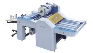 Double-Side Semi-Automatic Laminator Hsyfml-540b pictures & photos