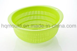 Plastic Kitchenware Colander Injection Mould pictures & photos