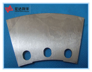 Customized Tungsten Carbide Sharpening Blades for Tool Parts pictures & photos