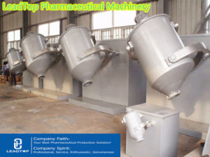High Speed Three Dimensional Powder Mixer pictures & photos