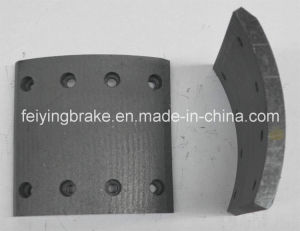 Auto Spare Part Steyr Brake Lining (WVA: 19246 BFMC: SY/24) for Heavy Duty Truck pictures & photos