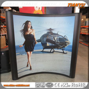 Polyester/PVC/Fabric Display Pop up Display pictures & photos