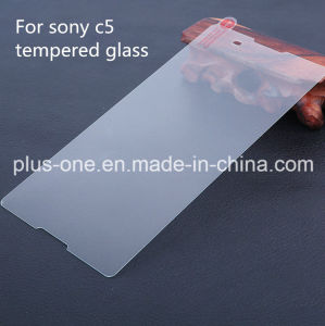 Factory Promotion 9h Glass Screen Protectors for Sony Experia C5 pictures & photos