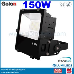 150W LED Floodlight 5 Years Warranty Meanwell Driver Philips SMD 150 Watts LED Floodlight pictures & photos