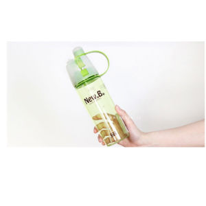 Creative Spray Sport Water Bottle Cycling Fruit Juice Shaker pictures & photos