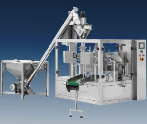 Rotary Preformed Bag Packaging Machine (RP6-300A) pictures & photos