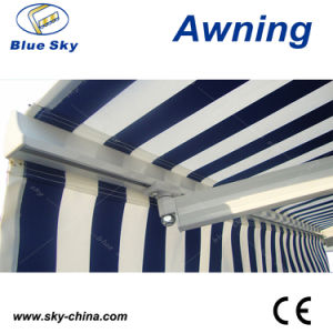 Outdoor Polyester Retractable Awning Window (B2100) pictures & photos