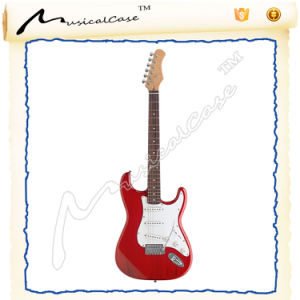Wooden Guitar Electric Guitar pictures & photos