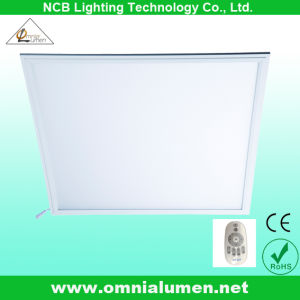 600*600mm 36W LED Panel Light with CE RoHS