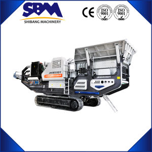 Sbm Type Yg1138fw1315 Mobile Stone Crusher Plant, Mobile Crusher for Sale pictures & photos