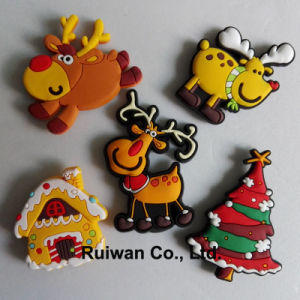 Wholesale Xmas Fridge Magnet for Christmas Gifts pictures & photos