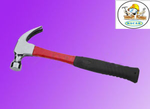 High Quality Fiber+TPR Handle /Claw Hammer pictures & photos