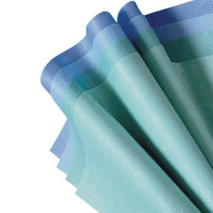 SMS Melt-Blow Nonwoven Waterproof Fabric pictures & photos