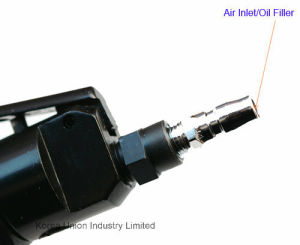 Air Needle Scalers with 19 Needles Rust Removal Tool pictures & photos
