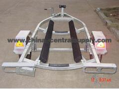 Heavy Duty Galvanized 3.2m Jet Ski Trailer with Bunk (CT0062A) pictures & photos