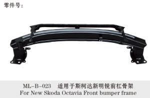 Front Steel Bumper Support for Skoda Octavia Car From 2008 pictures & photos