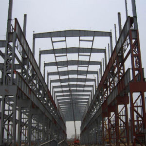 Structural Steel Work Steel Structure Work pictures & photos