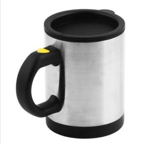 16oz Steel Self Stirring Coffee Mug for Gifts pictures & photos
