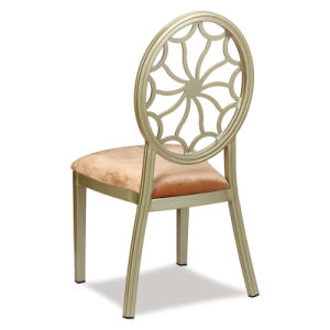 Beautiful Golden Used Banquet Chair for Sale pictures & photos