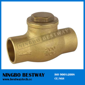 Brass Swim Check Valve with Two Hole (BW-C05) pictures & photos