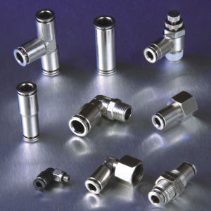 Anti-High Pressure Metal Fitting with Nickel Plated (JPC 8-02) pictures & photos