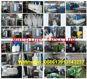 High Speed Automatic Blow Molding Machine for 4 Gallon Water HDPE Drum pictures & photos