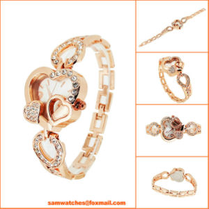 So Cute Heart Bracelet Watch From Watch Manufacturer