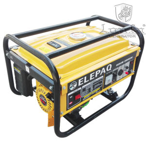 2.8kw Home Use Portable Elepaq Gasoline Generator for Sale pictures & photos